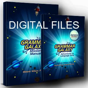 Grammar Galaxy Protostar Digital Kit