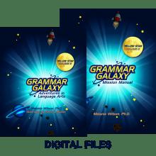 Grammar Galaxy Yellow Star DIGITAL Kit (Text & Mission Manual)