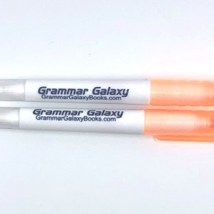 Grammar Galaxy Erasable Highlighters