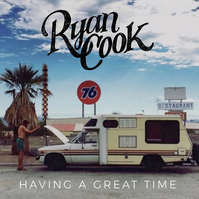 Ryan Cook - Having a Great Time