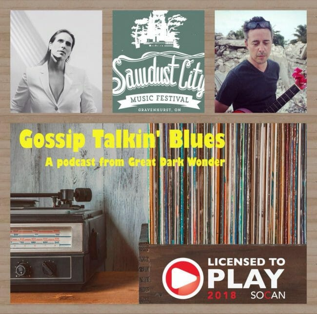 Gossip Talkin' Blues Episode 24