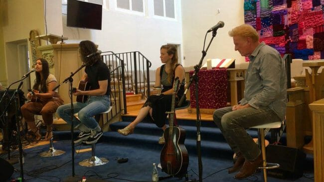 Songwriters Circle - Sawdust City Music Festival 2018