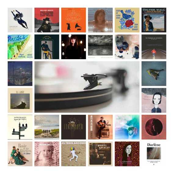 Top Albums 2018 - Lesley