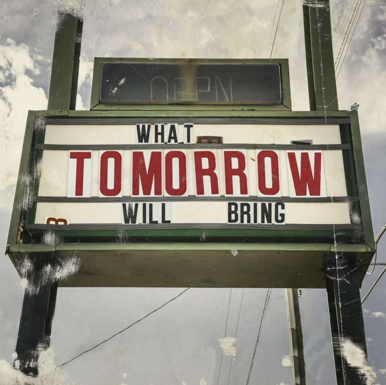 VK - What Tomorrow Will Bring