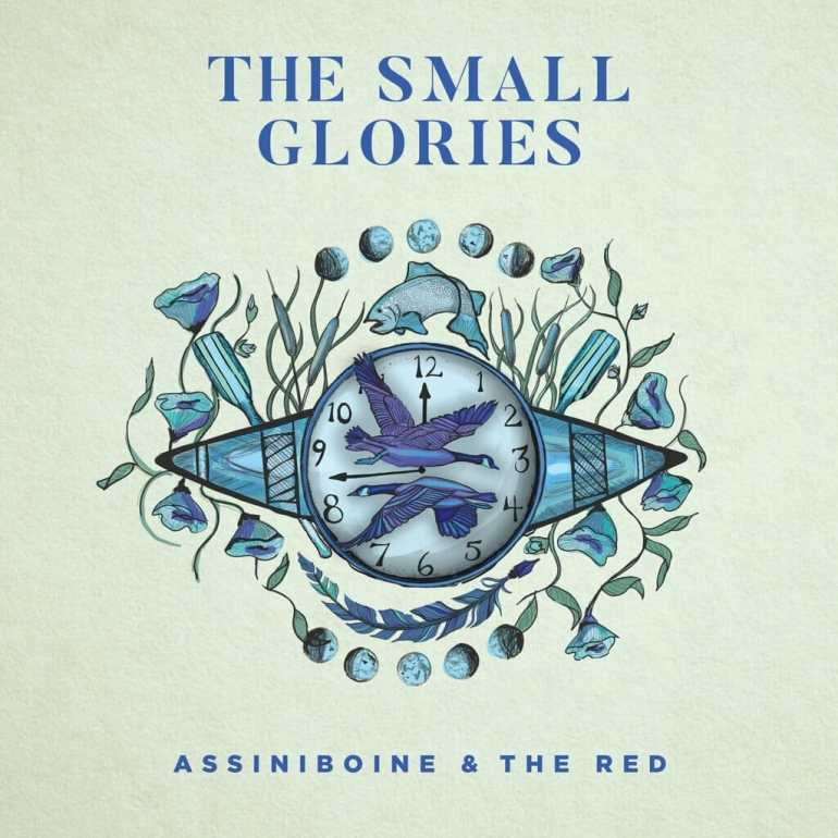 Small Glories - Assiboine & The Red