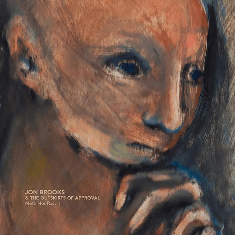 Jon Brooks - Moth Nor Rust II