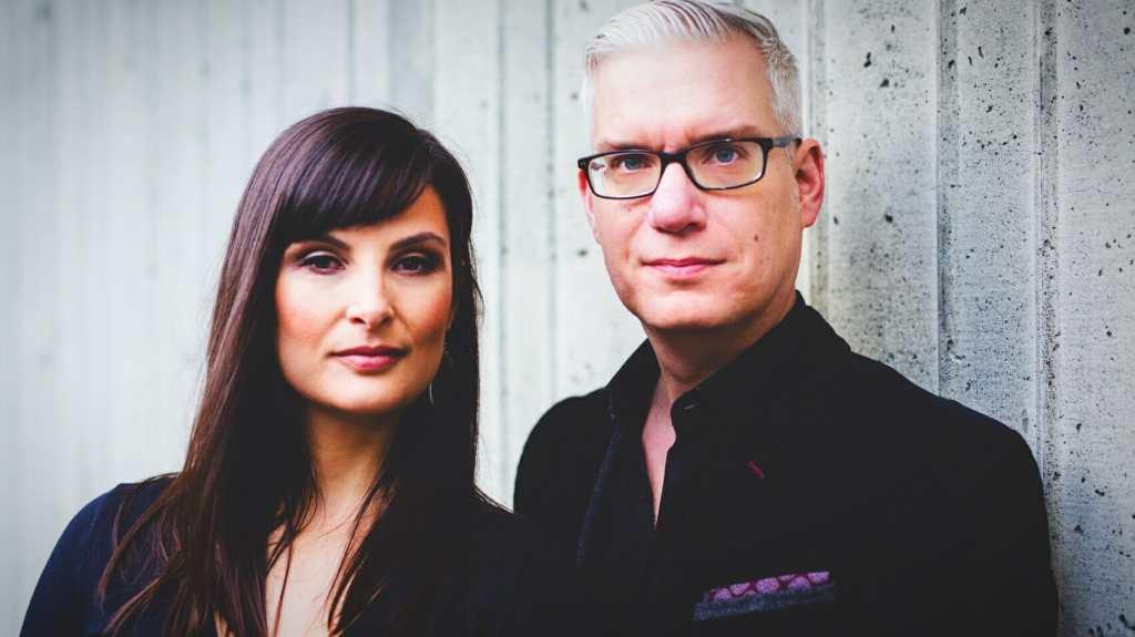 Ian Foster and Nancy Hynes