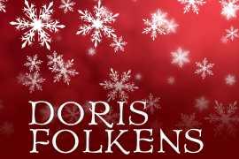 Doris Folkens - Lo, How a Rose E'er Blooming