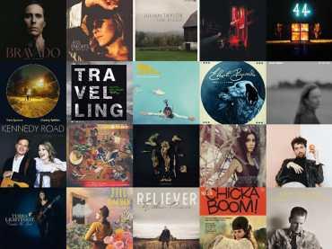 Top 20 Albums