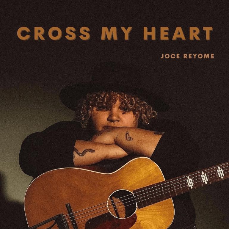 Joce Reyome - Cross My Heart