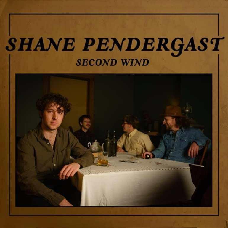 Shane Pendergast - Second Wind