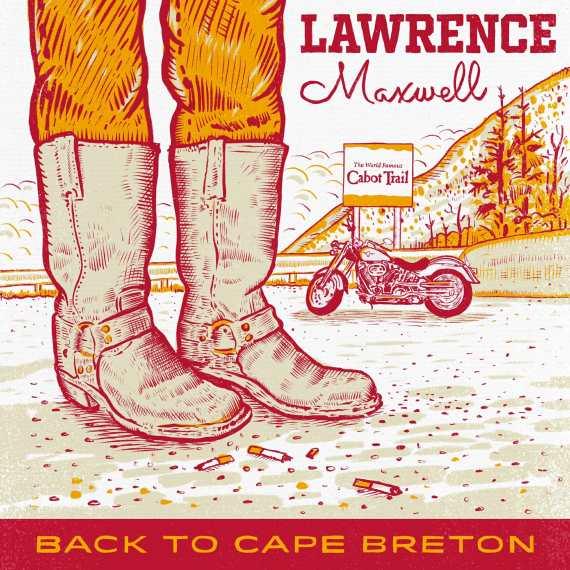 Lawrence Maxwell - Back to Cape Breton