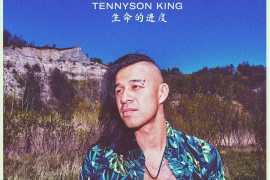 """Tennyson King, """"Sheng Ming De Jin Du"""""""