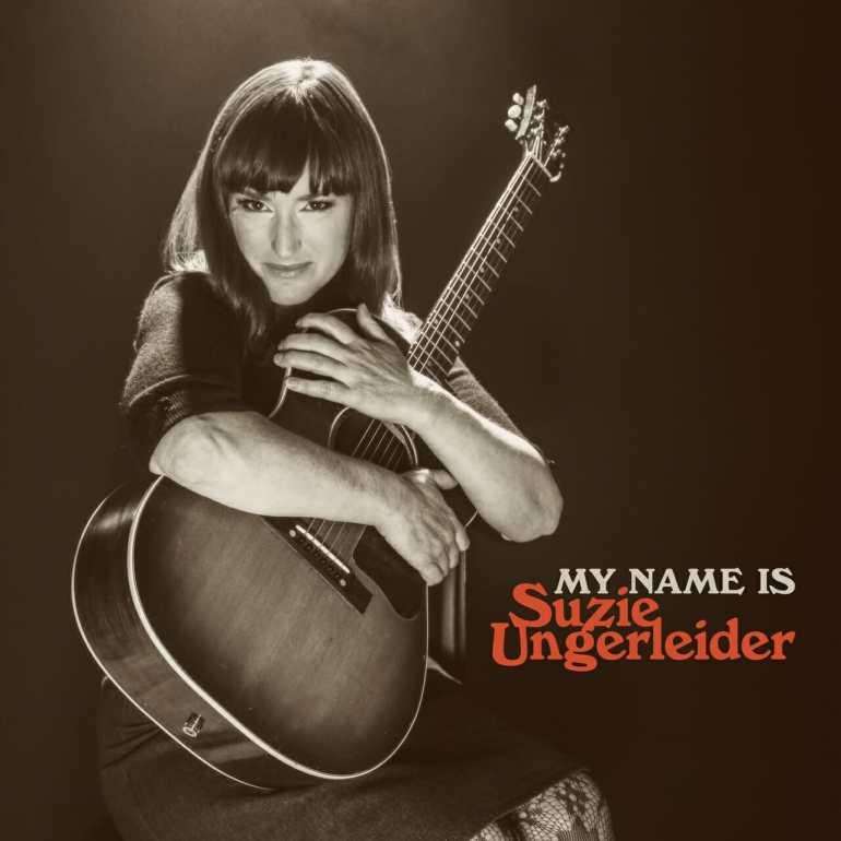 My Name Is Suzie Ungerleider