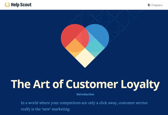Customer loyalty guide