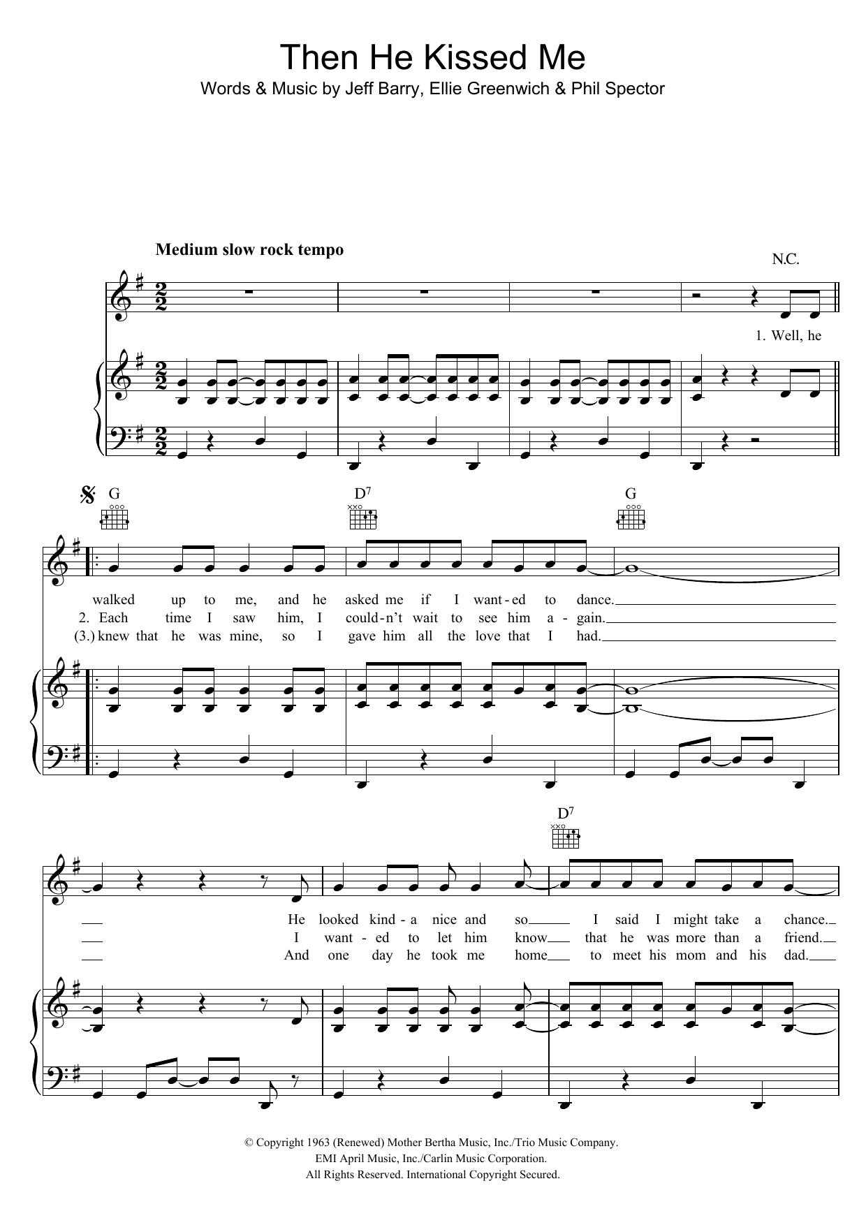 Sheet Music Digital Files To Print