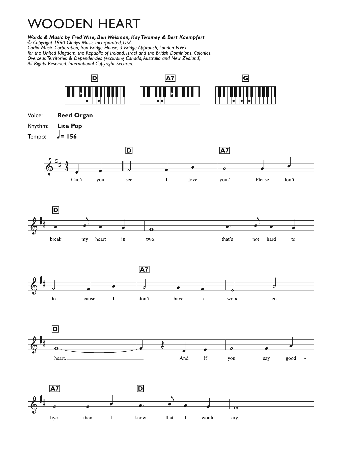 Hey There Delilah Piano Sheet Music With Letters