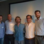 Jochen Maaß, Alexander Eulenburg, Fridtjof Detzner, Teja Töpfer, Tobias Seikel