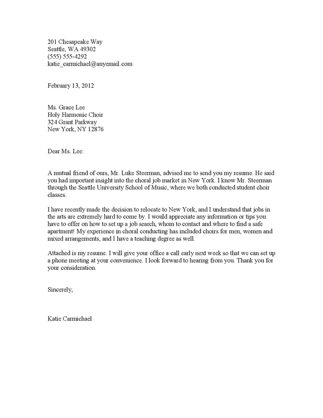 25 cover letter template for cover letter referral from ...