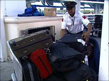 Baggage Porters And Bellhops