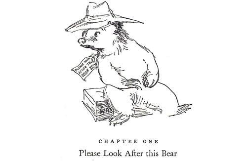 paddington bear poem # 65