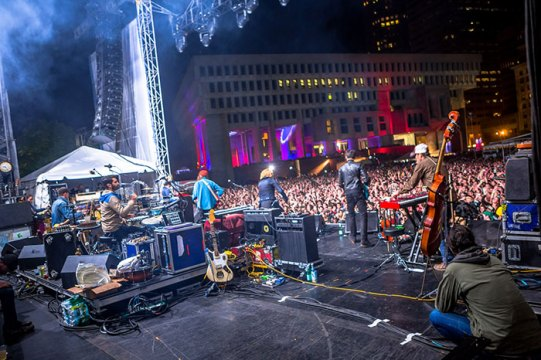 As Summer Ends, Boston Calling Wants To Entertain One More Time