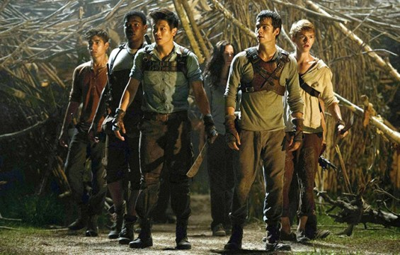 'Maze Runner' Is Little More Than A Poor Man's 'Hunger Games'