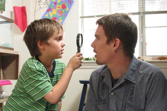 Shot Over 12 Years, 'Boyhood' Makes An Epic Of Growing Up