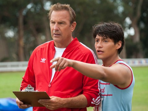 Costner Hits Stride In Cross Country Drama 'McFarland, USA'