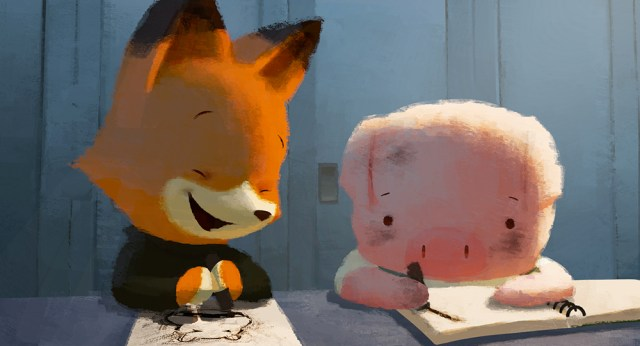 Coolidge Corner Hosts Oscar-Nominated Animated Shorts