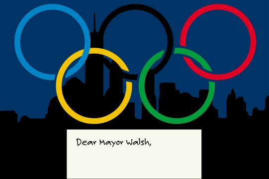 A Future Letter To Mayor Walsh