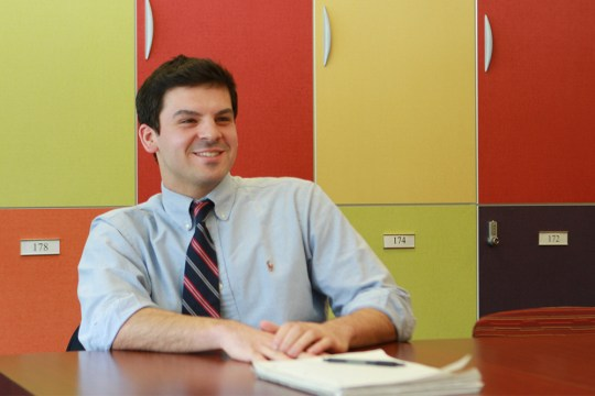 An Unexpected Journey: Thomas Napoli's Road To Candidacy
