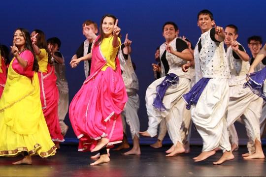 SASA Brings South Asian Culture To Robsham Theatre In 'Parivaar' Show