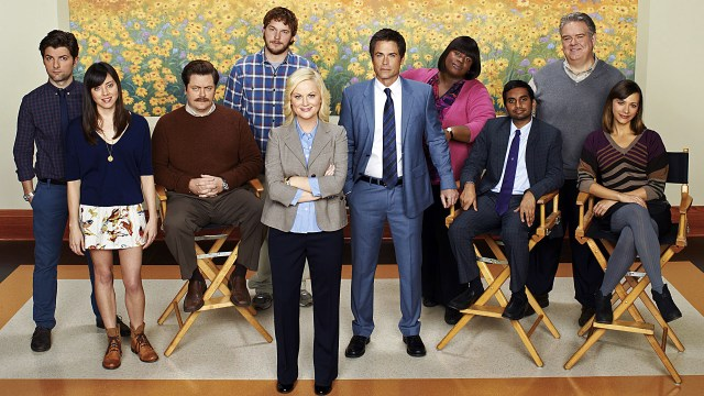 """""""Parks And Rec,"""" The State Of The Union, And Us Somewhere Inbetween"""