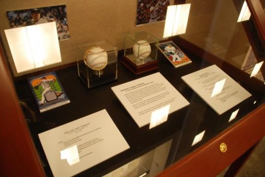 O'Neill Exhibit Showcases Native Americans In Baseball