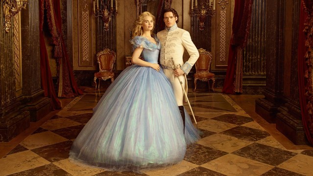 'Cinderella' Adaption Given Branagh Makeover