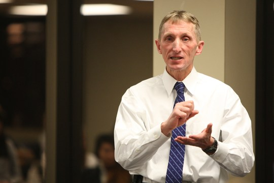 In Good Hands: Police Commissioner Is The Leader Boston Needs