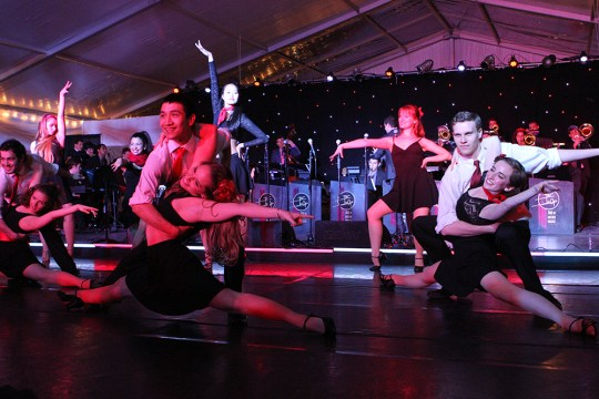 Dance Crews And bOp! Unite For A Roaring Arts Festival Finale