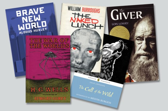 Banned Books To Be Displayed In O'Neill Library