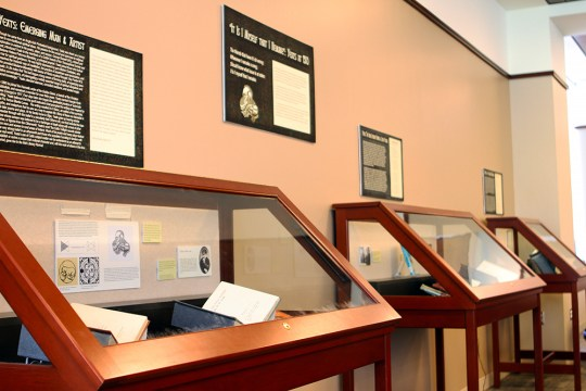 Yeats Exhibit Reflects On Family, Country, And Youth With Still Eloquence In O'Neill