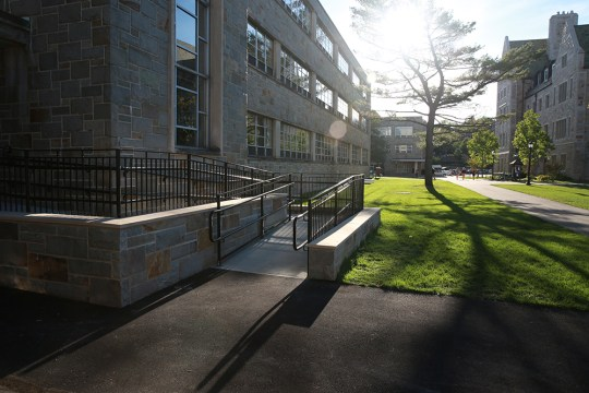Student Activists, Faculty Pave The Pathway To A More Accessible BC Campus