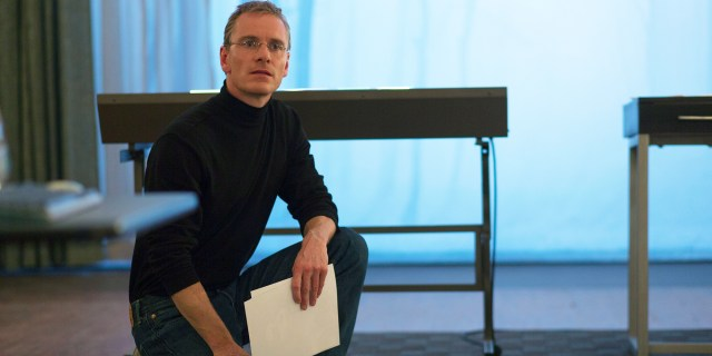 Another Steve Jobs Film, Another Failed Attempt At Genius