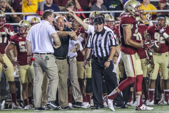 Handing Out BC Football's Midseason Report Card