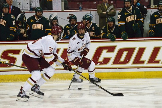 Hot Shots: Alex Tuch And Zach Sanford Are Ready To Make The Jump