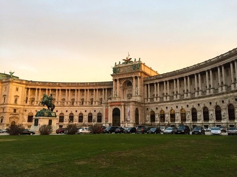 Abroad Diaries: Adjusting To Fall In Vienna And A Semester In Europe
