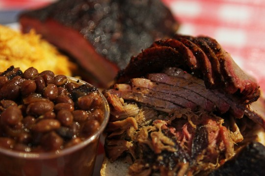 At SoulFire, Barbecue And Soul Music Collide