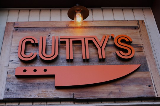 A Cut Above: Cutty's Sandwich Shop Maintains Family Atmosphere