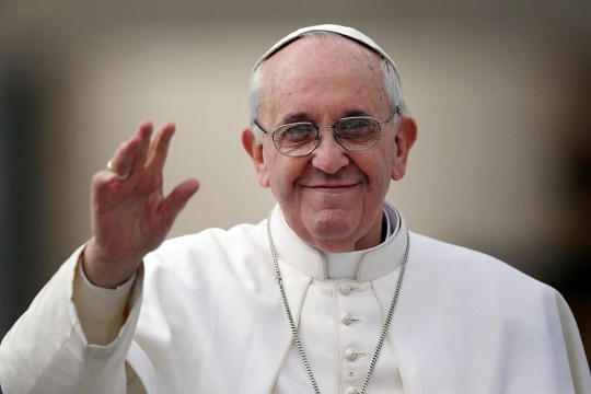 Coldplay, Foxes, And Pope Francis In Singles This Week
