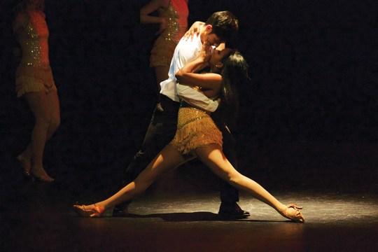 Dancers Enchant For Stunning Performance On Robsham Stage
