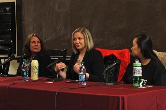 At Shea Center Panel, Female Founders Tackle Gender Gap In Entrepreneurship
